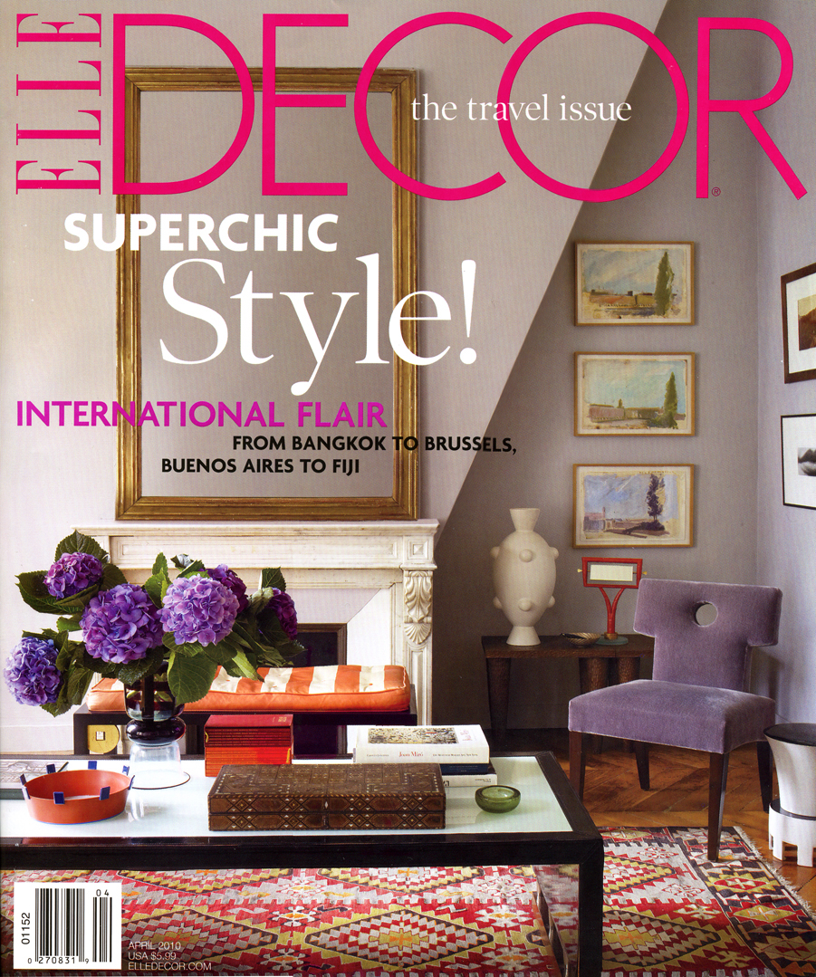 Elle decor spotlight lapchi s oboshi the lapchi blog Interiors and decor magazine